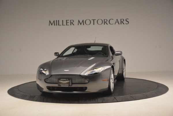 Used 2006 Aston Martin V8 Vantage Coupe for sale Sold at Bentley Greenwich in Greenwich CT 06830 1