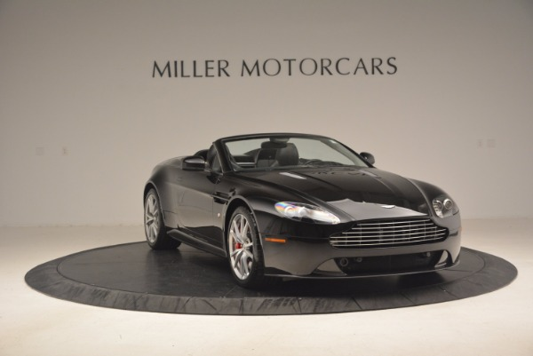 Used 2012 Aston Martin V8 Vantage S Roadster for sale Sold at Bentley Greenwich in Greenwich CT 06830 11