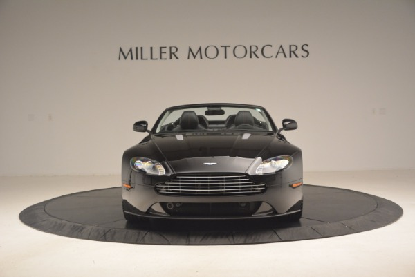 Used 2012 Aston Martin V8 Vantage S Roadster for sale Sold at Bentley Greenwich in Greenwich CT 06830 12