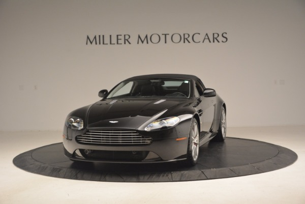 Used 2012 Aston Martin V8 Vantage S Roadster for sale Sold at Bentley Greenwich in Greenwich CT 06830 13