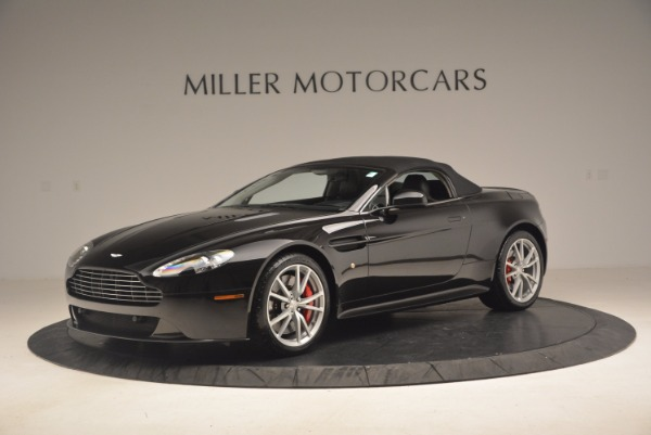 Used 2012 Aston Martin V8 Vantage S Roadster for sale Sold at Bentley Greenwich in Greenwich CT 06830 14