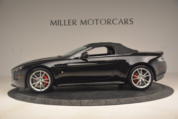 Used 2012 Aston Martin V8 Vantage S Roadster for sale Sold at Bentley Greenwich in Greenwich CT 06830 15
