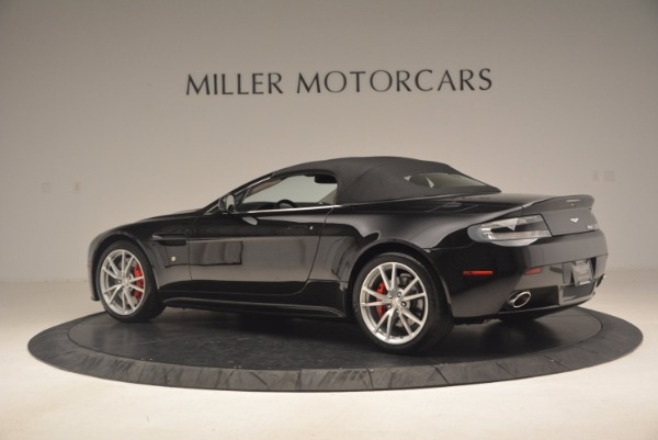 Used 2012 Aston Martin V8 Vantage S Roadster for sale Sold at Bentley Greenwich in Greenwich CT 06830 16