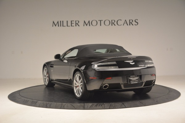 Used 2012 Aston Martin V8 Vantage S Roadster for sale Sold at Bentley Greenwich in Greenwich CT 06830 17