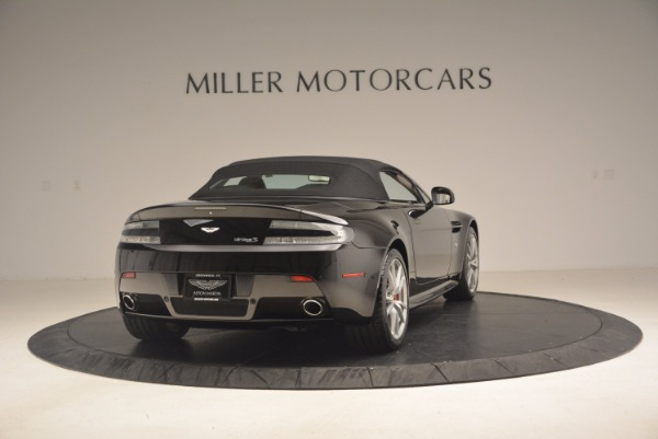 Used 2012 Aston Martin V8 Vantage S Roadster for sale Sold at Bentley Greenwich in Greenwich CT 06830 19