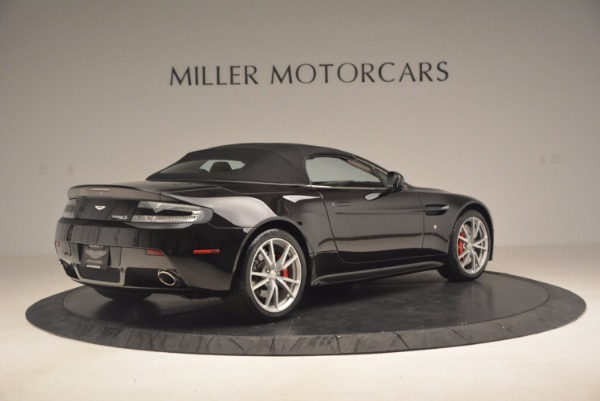 Used 2012 Aston Martin V8 Vantage S Roadster for sale Sold at Bentley Greenwich in Greenwich CT 06830 20