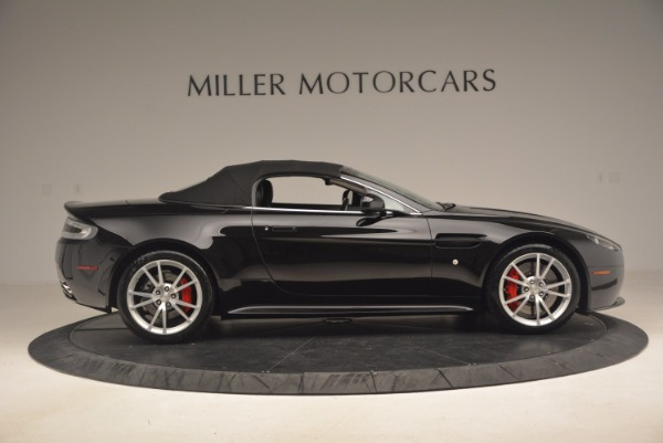 Used 2012 Aston Martin V8 Vantage S Roadster for sale Sold at Bentley Greenwich in Greenwich CT 06830 21