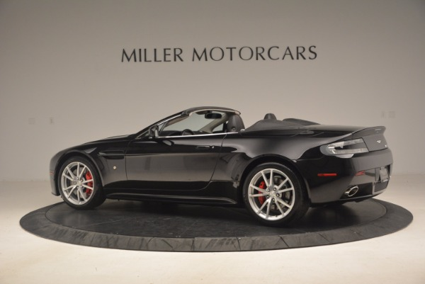 Used 2012 Aston Martin V8 Vantage S Roadster for sale Sold at Bentley Greenwich in Greenwich CT 06830 4