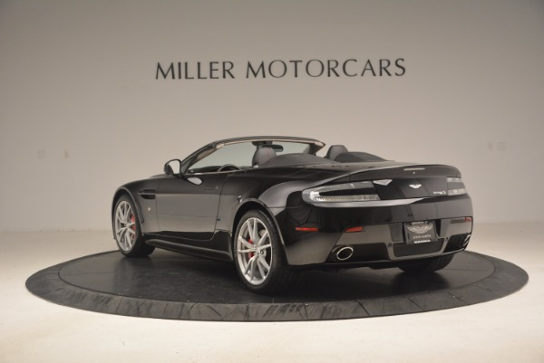 Used 2012 Aston Martin V8 Vantage S Roadster for sale Sold at Bentley Greenwich in Greenwich CT 06830 5
