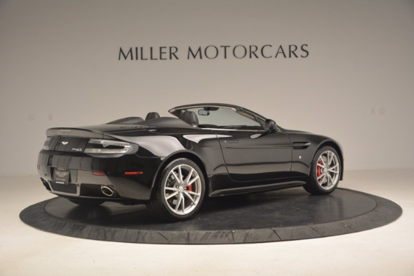 Used 2012 Aston Martin V8 Vantage S Roadster for sale Sold at Bentley Greenwich in Greenwich CT 06830 8