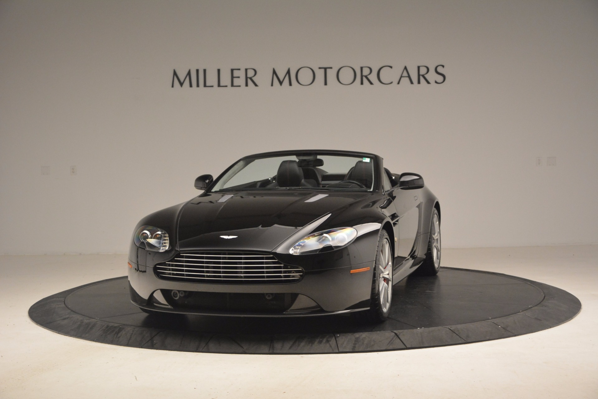 Used 2012 Aston Martin V8 Vantage S Roadster for sale Sold at Bentley Greenwich in Greenwich CT 06830 1