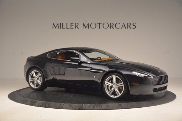 Used 2009 Aston Martin V8 Vantage for sale Sold at Bentley Greenwich in Greenwich CT 06830 10