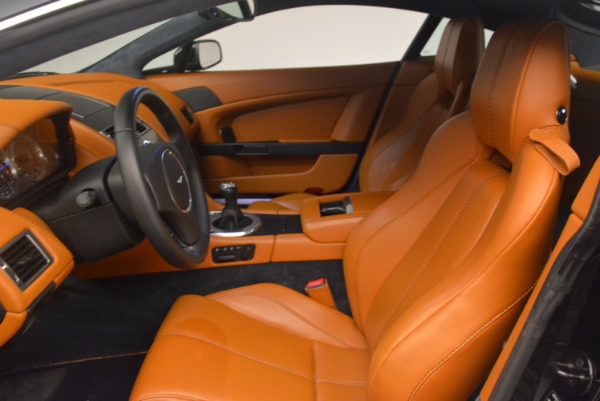 Used 2009 Aston Martin V8 Vantage for sale Sold at Bentley Greenwich in Greenwich CT 06830 13