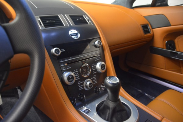 Used 2009 Aston Martin V8 Vantage for sale Sold at Bentley Greenwich in Greenwich CT 06830 17
