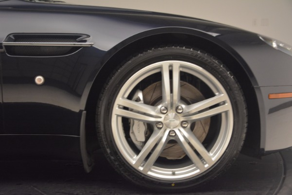 Used 2009 Aston Martin V8 Vantage for sale Sold at Bentley Greenwich in Greenwich CT 06830 19