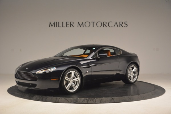 Used 2009 Aston Martin V8 Vantage for sale Sold at Bentley Greenwich in Greenwich CT 06830 2
