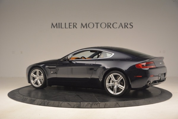 Used 2009 Aston Martin V8 Vantage for sale Sold at Bentley Greenwich in Greenwich CT 06830 4