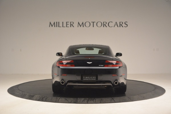 Used 2009 Aston Martin V8 Vantage for sale Sold at Bentley Greenwich in Greenwich CT 06830 6