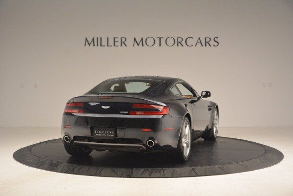 Used 2009 Aston Martin V8 Vantage for sale Sold at Bentley Greenwich in Greenwich CT 06830 7