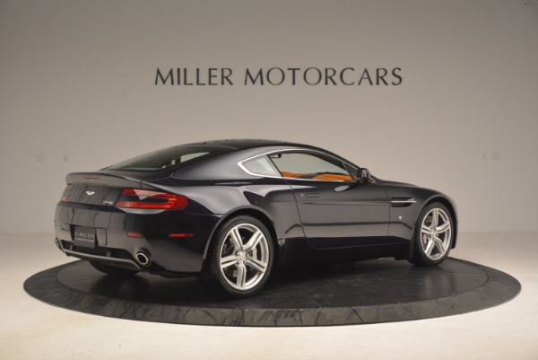 Used 2009 Aston Martin V8 Vantage for sale Sold at Bentley Greenwich in Greenwich CT 06830 8