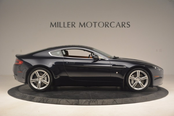 Used 2009 Aston Martin V8 Vantage for sale Sold at Bentley Greenwich in Greenwich CT 06830 9