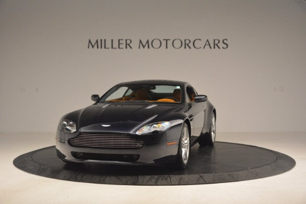 Used 2009 Aston Martin V8 Vantage for sale Sold at Bentley Greenwich in Greenwich CT 06830 1