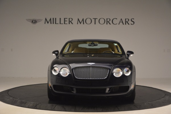 Used 2007 Bentley Continental GTC for sale Sold at Bentley Greenwich in Greenwich CT 06830 13