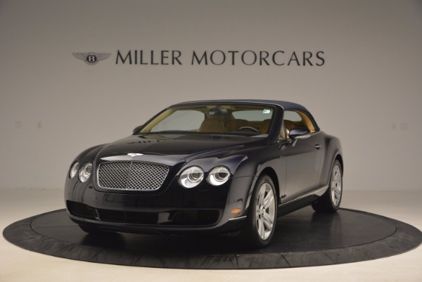 Used 2007 Bentley Continental GTC for sale Sold at Bentley Greenwich in Greenwich CT 06830 14