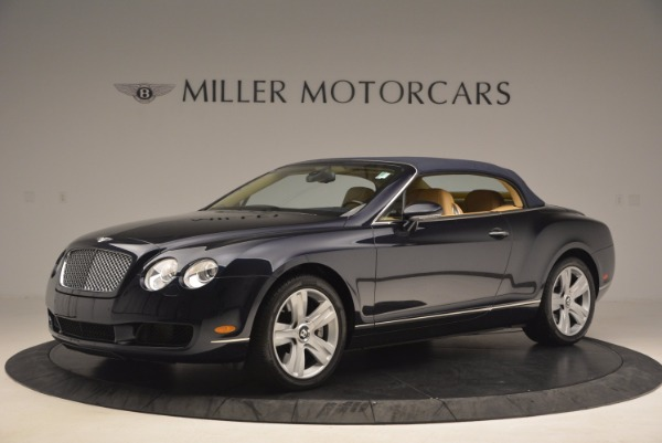 Used 2007 Bentley Continental GTC for sale Sold at Bentley Greenwich in Greenwich CT 06830 15