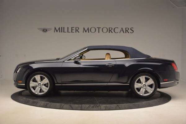 Used 2007 Bentley Continental GTC for sale Sold at Bentley Greenwich in Greenwich CT 06830 16