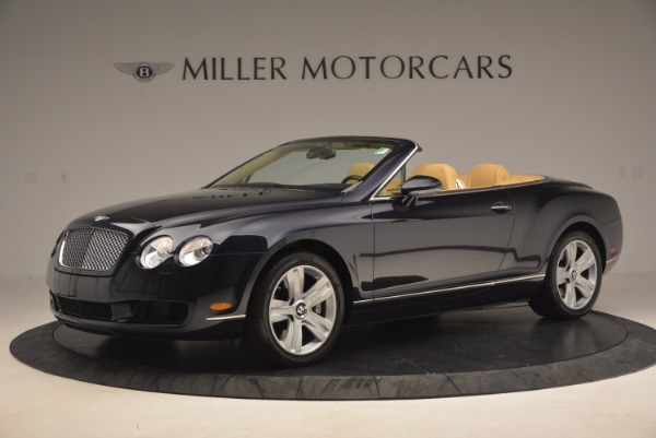 Used 2007 Bentley Continental GTC for sale Sold at Bentley Greenwich in Greenwich CT 06830 2
