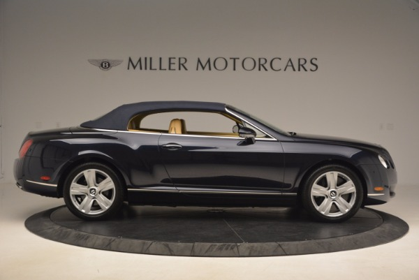 Used 2007 Bentley Continental GTC for sale Sold at Bentley Greenwich in Greenwich CT 06830 23