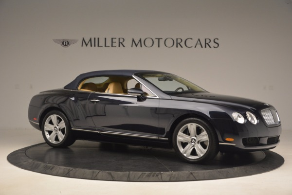 Used 2007 Bentley Continental GTC for sale Sold at Bentley Greenwich in Greenwich CT 06830 24