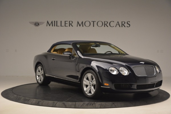 Used 2007 Bentley Continental GTC for sale Sold at Bentley Greenwich in Greenwich CT 06830 25