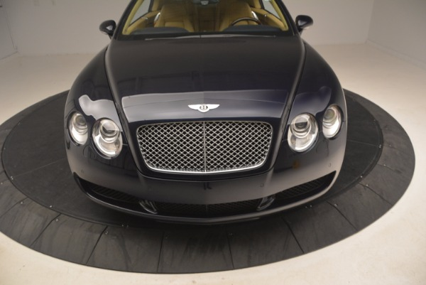 Used 2007 Bentley Continental GTC for sale Sold at Bentley Greenwich in Greenwich CT 06830 26