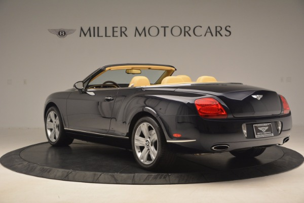 Used 2007 Bentley Continental GTC for sale Sold at Bentley Greenwich in Greenwich CT 06830 5