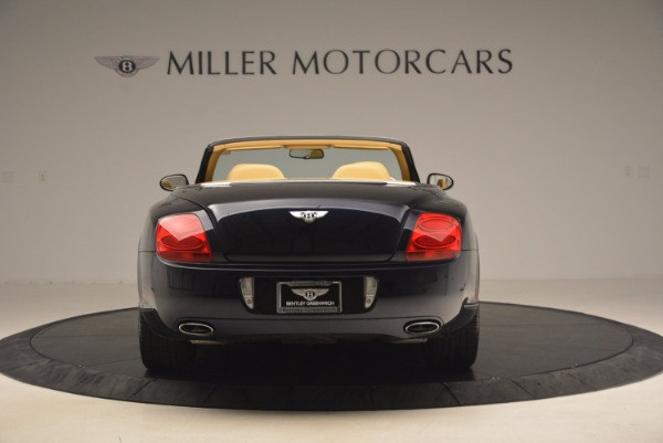Used 2007 Bentley Continental GTC for sale Sold at Bentley Greenwich in Greenwich CT 06830 6