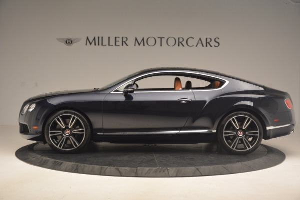 Used 2014 Bentley Continental GT V8 for sale Sold at Bentley Greenwich in Greenwich CT 06830 3