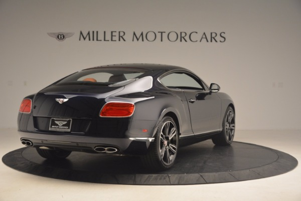 Used 2014 Bentley Continental GT V8 for sale Sold at Bentley Greenwich in Greenwich CT 06830 7