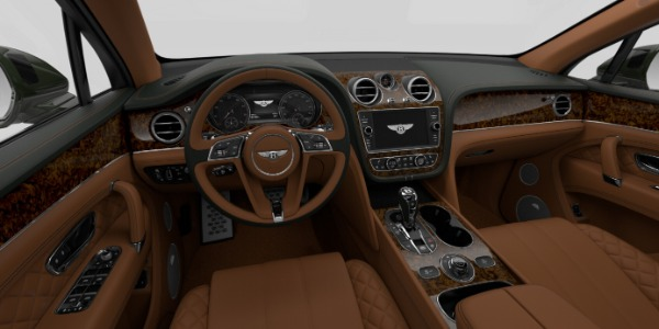 Used 2017 Bentley Bentayga for sale Sold at Bentley Greenwich in Greenwich CT 06830 6