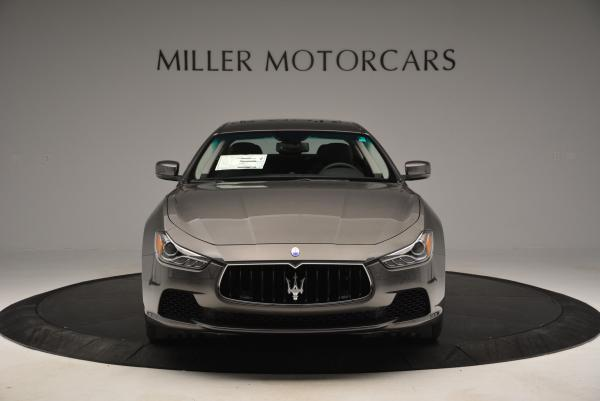 Used 2015 Maserati Ghibli S Q4 for sale Sold at Bentley Greenwich in Greenwich CT 06830 11
