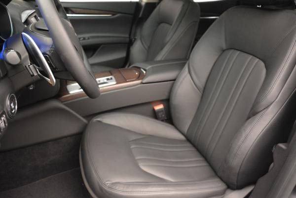 Used 2015 Maserati Ghibli S Q4 for sale Sold at Bentley Greenwich in Greenwich CT 06830 14