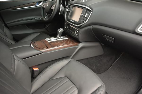 Used 2015 Maserati Ghibli S Q4 for sale Sold at Bentley Greenwich in Greenwich CT 06830 17