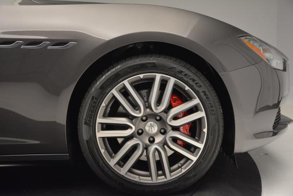 Used 2015 Maserati Ghibli S Q4 for sale Sold at Bentley Greenwich in Greenwich CT 06830 23