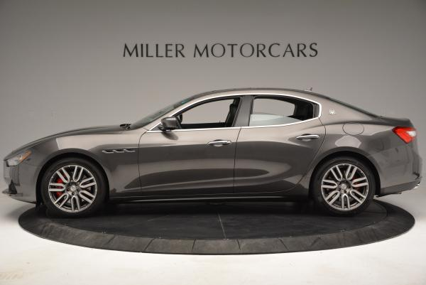 Used 2015 Maserati Ghibli S Q4 for sale Sold at Bentley Greenwich in Greenwich CT 06830 3