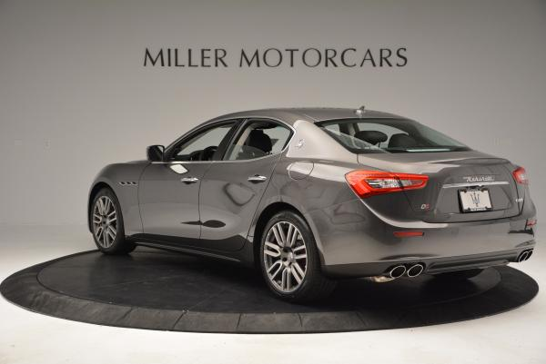 Used 2015 Maserati Ghibli S Q4 for sale Sold at Bentley Greenwich in Greenwich CT 06830 5