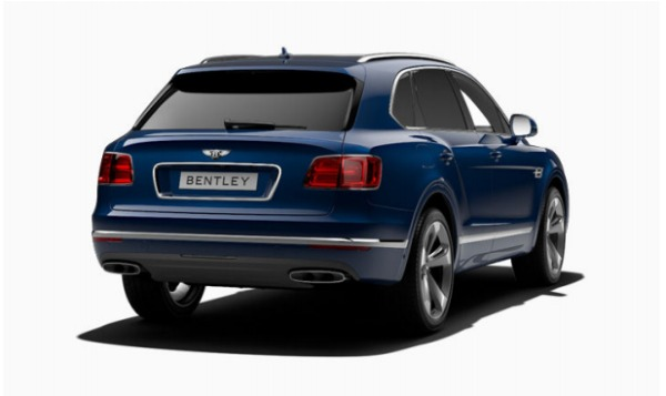 Used 2017 Bentley Bentayga for sale Sold at Bentley Greenwich in Greenwich CT 06830 4