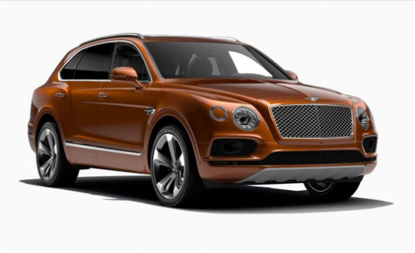 Used 2017 Bentley Bentayga for sale Sold at Bentley Greenwich in Greenwich CT 06830 1