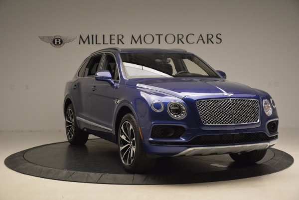 New 2017 Bentley Bentayga for sale Sold at Bentley Greenwich in Greenwich CT 06830 11