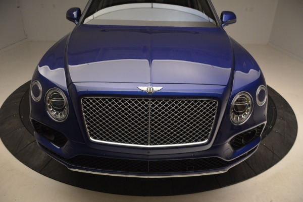 New 2017 Bentley Bentayga for sale Sold at Bentley Greenwich in Greenwich CT 06830 13